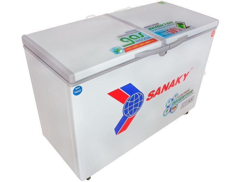 TỦ ĐÔNG MÁT SANAKY VH-3699W3