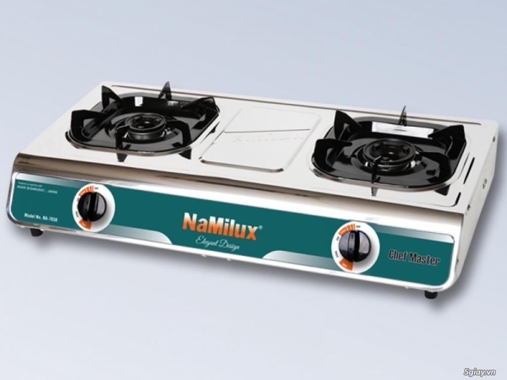 BẾP GAS NAMILUX 703ASM