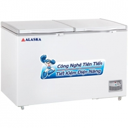 TỦ ĐÔNG MÁT ALASKA HB-550C