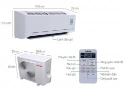 Máy lạnh Toshiba  H10QKSG