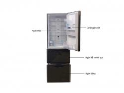 Tủ Lạnh Hitachi 375 Lít Inverter RSG38FPGVGBW