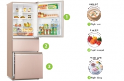 Tủ lạnh Mitsubishi MR-CX46EJ-PS