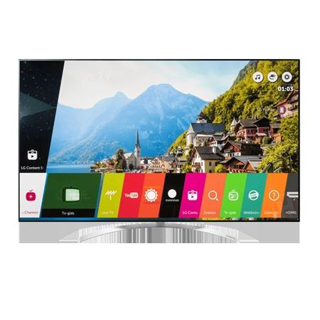 Ultra HD 4K Smart Tivi Wifi LG 55SJ800T
